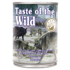 Taste of the Wild Sierra Mountain Canine, karma mokra