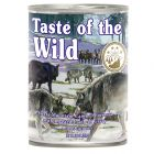 Taste of the Wild Sierra Mountain comida húmeda para perros
