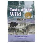 Taste of the Wild Sierra Mountain pour chien