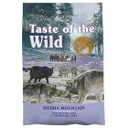 Taste of the Wild Sierra Mountain pour chien