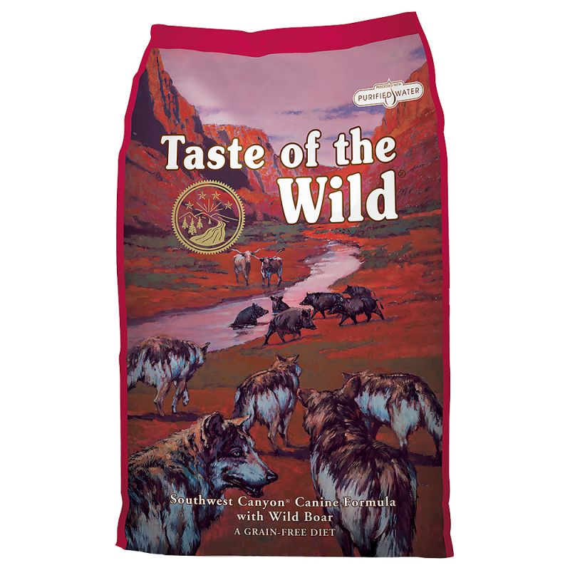 Taste of the Wild - Southwest Canyon