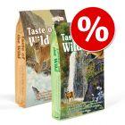 Taste of the Wild 2 x 6,6 kg pienso para gatos - Pack Ahorro