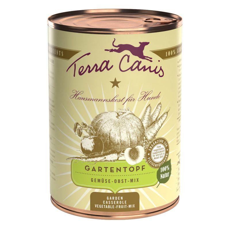 Terra Canis Garden Crop - Fruit & Vegetable Mix