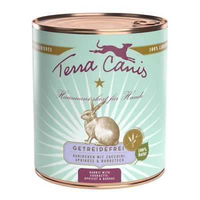 Terra Canis Senza cereali 6 x 800 g