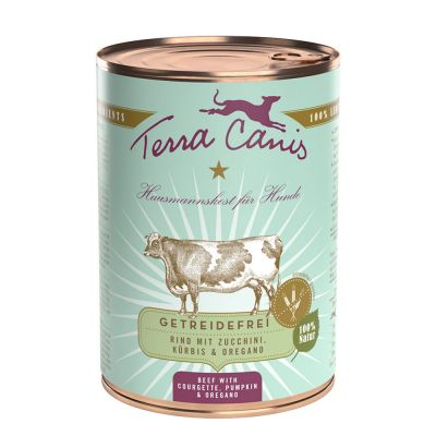 Terra Canis Senza cereali 12 x 400 g