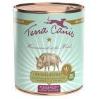 Terra Canis, viljaton - villisika, punajuuri, kastanja & chia-siemenet