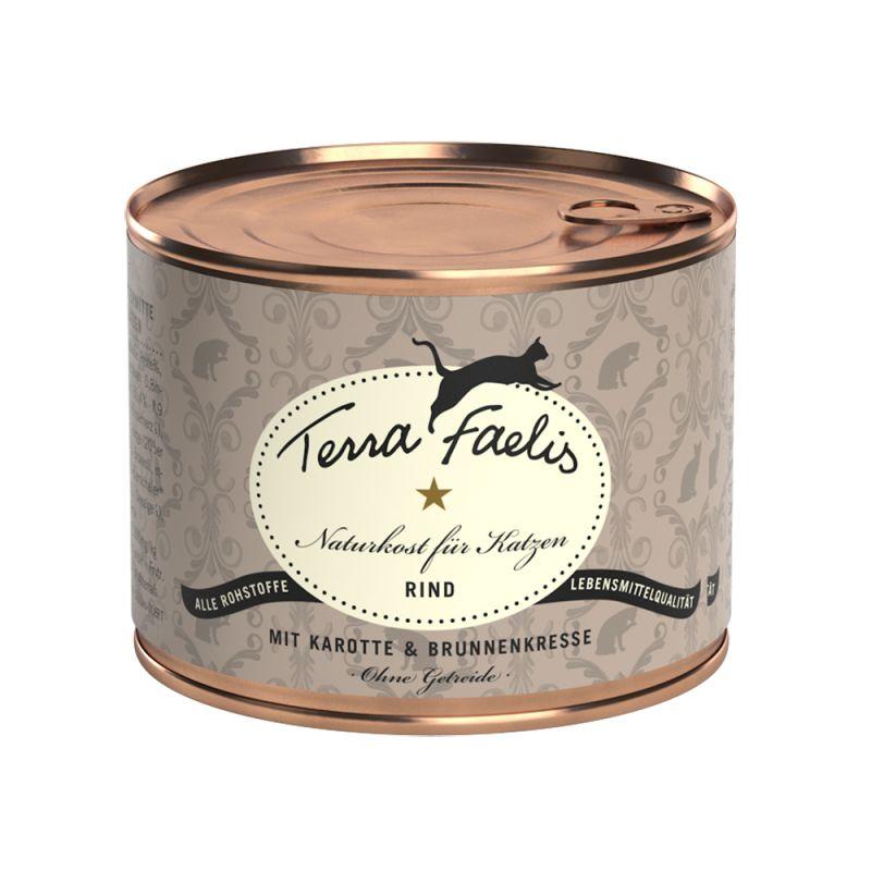 Terra Faelis köttmenyer 6 x 200 g