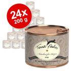 Terra Faelis Menu -säästöpakkaus 24 x 200 g