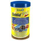 Tetra Cichlid Pro Crisps comida en copos para peces