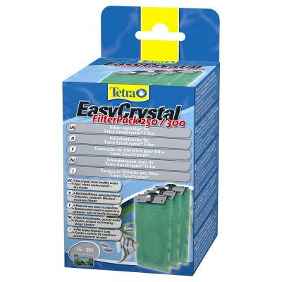 Tetra EasyCristal Filter Pack 250/300