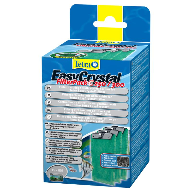 Tetra EasyCrystal Filter Accessory Filter Pack C 250/300