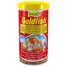 Tetra Goldfish comida em flocos para peixes