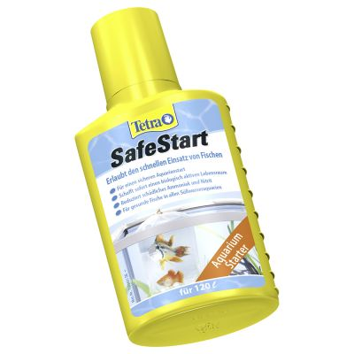 Tetra SafeStart  Water Preparation