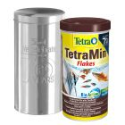 TetraMin flocos