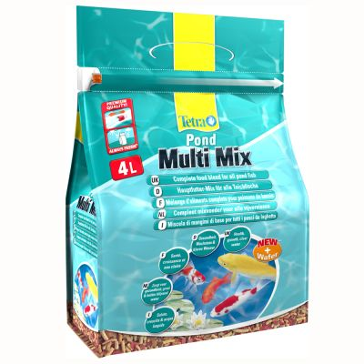 TetraPond Multi Mix alimento para peces de estanque