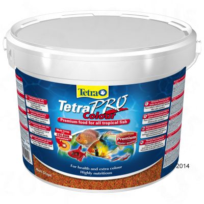 TetraPro Colour flingfoder
