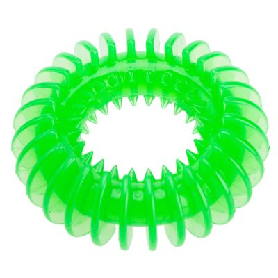 Thermoplastic Rubber Ring Dog Toy