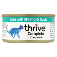 Thrive Adult Wet Complete Cat Food Kattenvoer 6 x 75 g