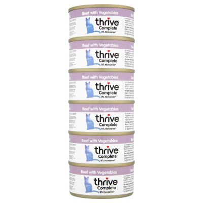 thrive Complete Adult - Beef with Vegetables