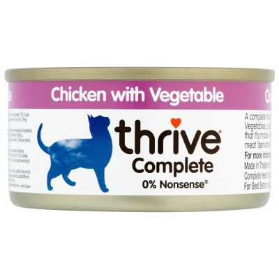 thrive Complete Adult - Chicken with Vegetables