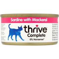 thrive Complete Adult - Sardine & Mackerel
