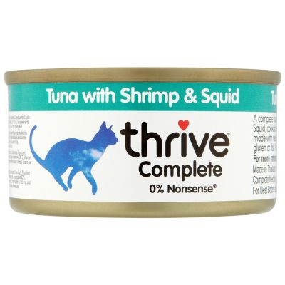 thrive Complete Adult - Tuna with Shrimp & Squid