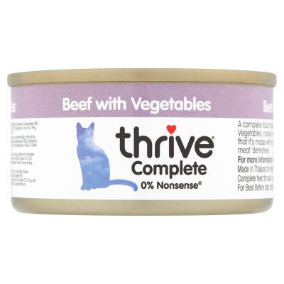 thrive Complete Meat & Poultry Selection 6 x 75g