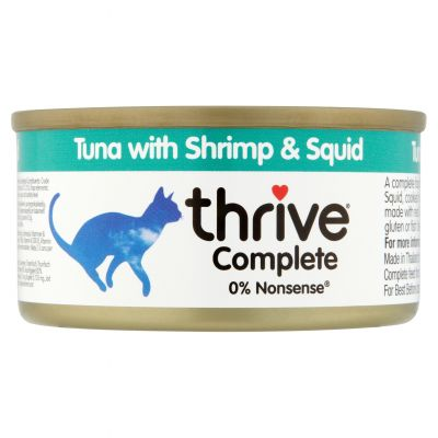 Thrive Complete 12 x 75 g pour chat