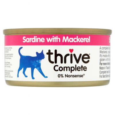 Thrive Complete 6 x 75 g pour chat