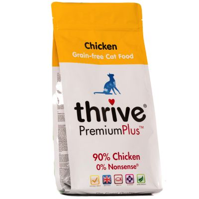 thrive PremiumPlus Dry Cat Food - Chicken