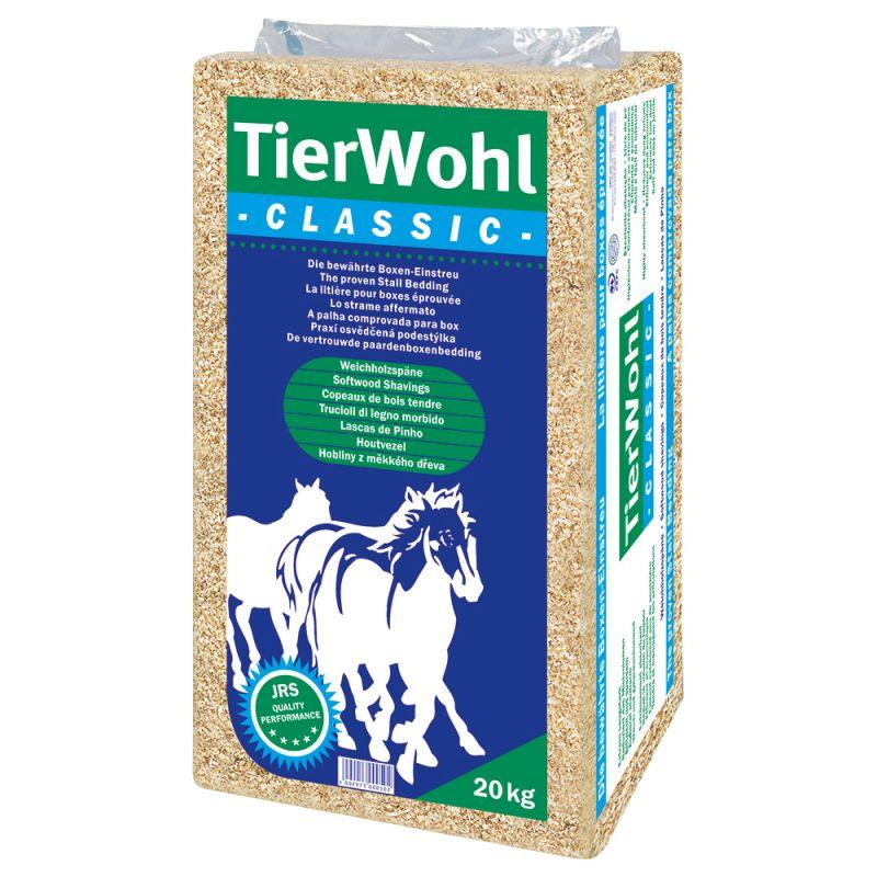 TierWohl Classic hestestrøelse