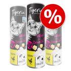 Tigeria Freeze Dried Snacks Saver Pack 3 x 25g