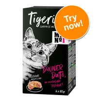 Tigeria Mixed Trial Pack 6 x 85g