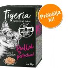 Tigeria Pulled Meat vegyes próbacsomag 6 x 85 g