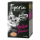 Tigeria Pulled Meat 6 x 85g