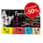 Tigeria Sticks 2 embalagens em promoção: 2ª unidade com 50% de desconto