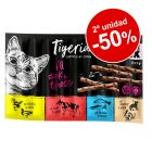 Tigeria Sticks 2 paquetes en oferta: 2ª ud. al -50%