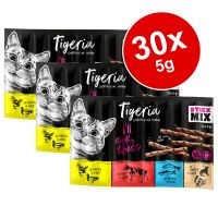 Tigeria Sticks Saver Pack 30 x 5g