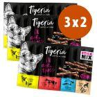 Tigeria Sticks 3 x 50 g en oferta: 2 + 1 ¡gratis!