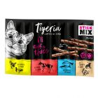 Tigeria Sticks 10 x 5 g snacks para gatos