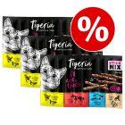 Tigeria Sticks 30 x 5 g snacks para gatos - Pack Ahorro