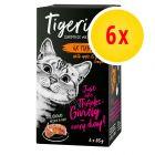 Tigeria 6 x 85 g