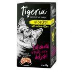Tigeria 6 x 85 g comida húmeda para gatos