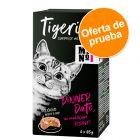 Tigeria 6 x 85 g comida húmeda para gatos - Pack de prueba