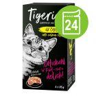 Tigeria 24 x 85 g økonomipakke