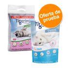 Tigerino aglomerante: Canada + Fresh - Pack de prueba ¡con gran descuento!