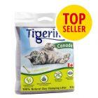Tigerino Canada kattströ - lemongrass