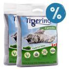 Tigerino Canada nisip pentru pisici 2 x 12 kg la preț special!