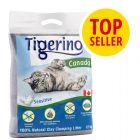 Tigerino Canada Sensitive arena aglomerante sin perfume