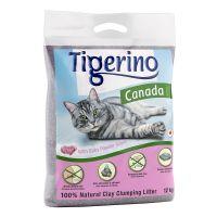 Tigerino Canada Style Katzenstreu - Babypuderduft